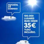 Vueling: 100.000 Tickets a partir de 35 EUR