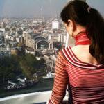 Dani vai a Dublin e Londres. E quer mais! Que tal Paris e Amsterdã?