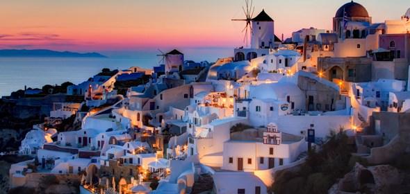 Hotéis em Santorini (Grécia)