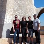 A viagem da família Fornari com roteiro personalizado pelo Viajando