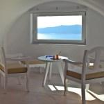 Santorini Grecia Reverie Hotel - Suíte Vista do mar