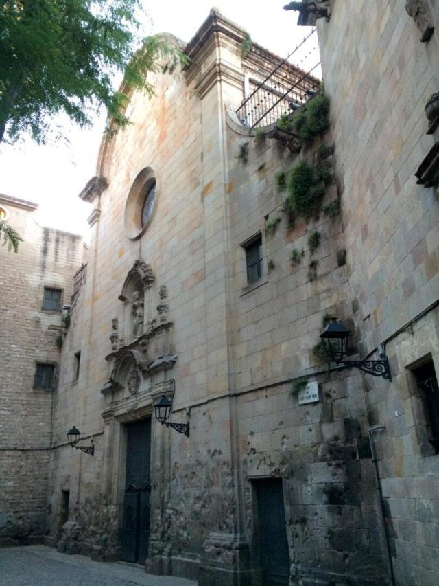 barcelona bairro-gotico