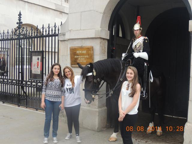 Roma, Paris e Londres Cavalary Museum