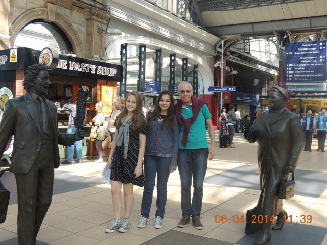Roma, Paris e Londres Liverpool