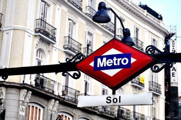 Madri - METRO SOL