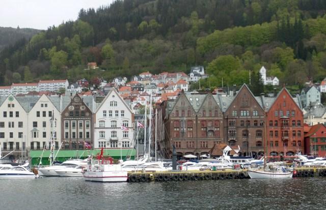 Bergen_Bryggen_Viajando bem e barato pela Europa