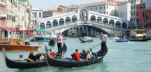 Pacotes de viagem para 2016: Veneza, Croácia e Eslovênia