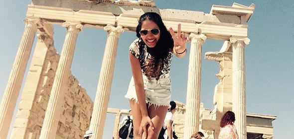 Viajar sozinha pela Europa: o roteiro personalizado de Tálita por Grécia e Turquia
