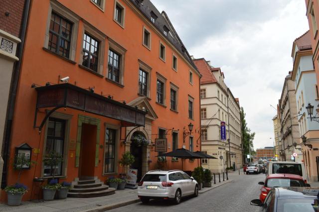 Polônia_Art Hotel - Wroclaw_Viajando bem e barato pela Europa
