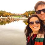 Viagem para Itália, França, Inglaterra e Holanda: o giro pela Europa do casal Juliana e Walace