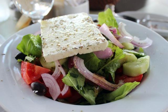 Gatronomia grega_Feta_Viajando bem e barato