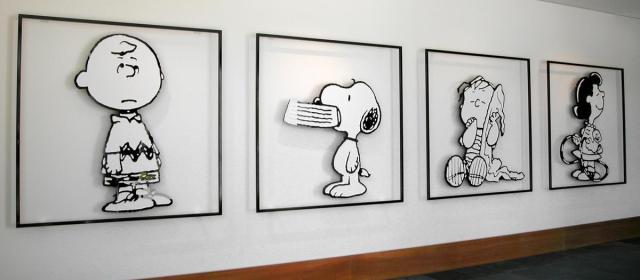 Museu temporário do Snoopy é inaugurado no Japão