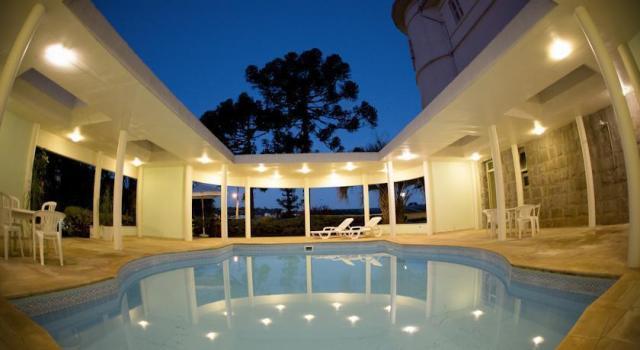 Hotel na Serra Gaúcha com desconto_piscina_Viajando bem e barato