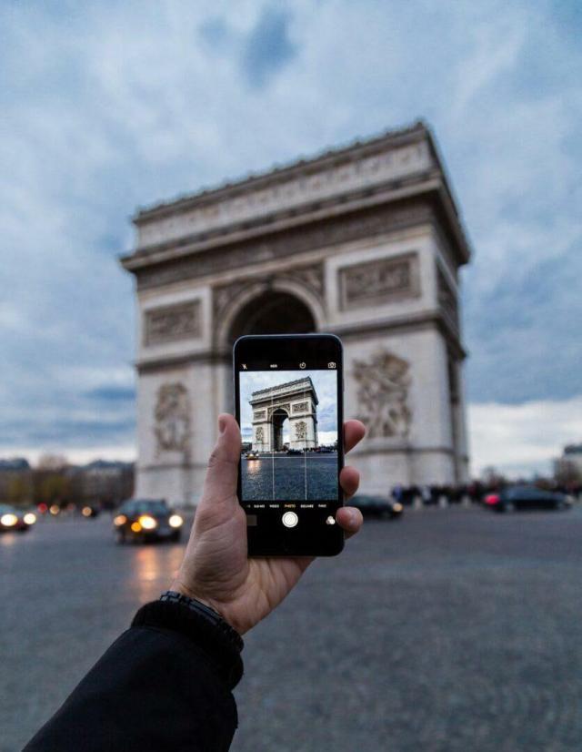 coisas para fazer de graça em Paris_Arco_Viajando bem e barato