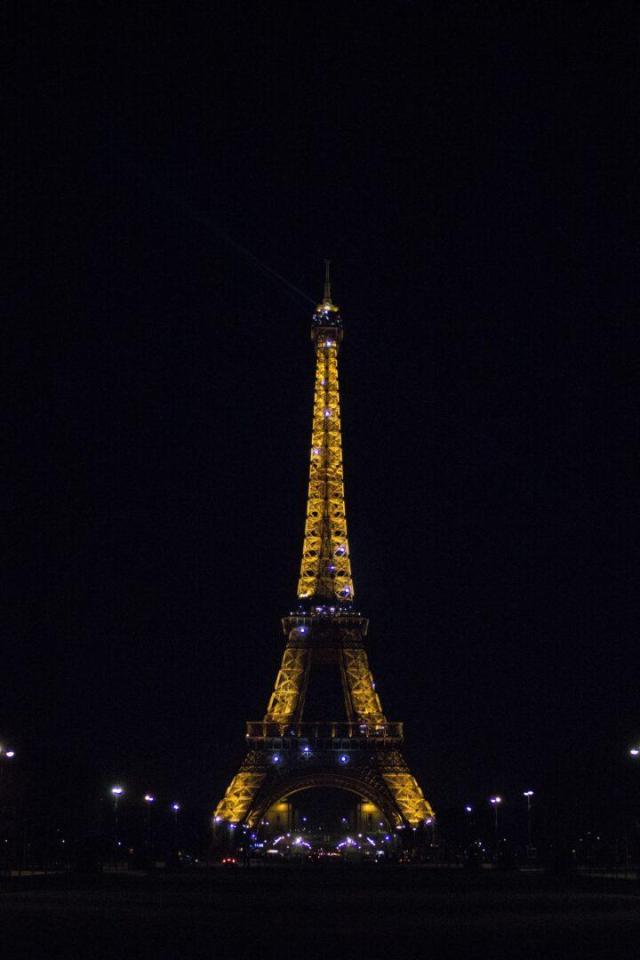 coisas para fazer de graça em Paris_Eiffel_Viajando bem e barato