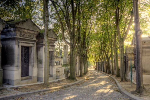 coisas para fazer de graça em Paris_Pere Lachaise_Viajando bem e barato