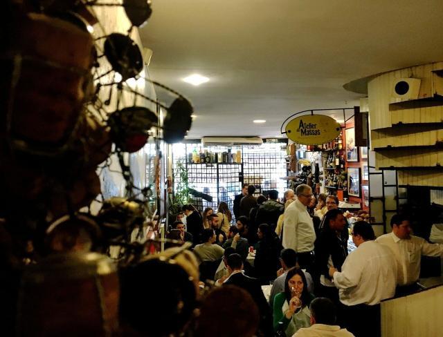 Roteiro pelo Centro de Porto Alegre_Atelier de Massas_Viajando bem e barato