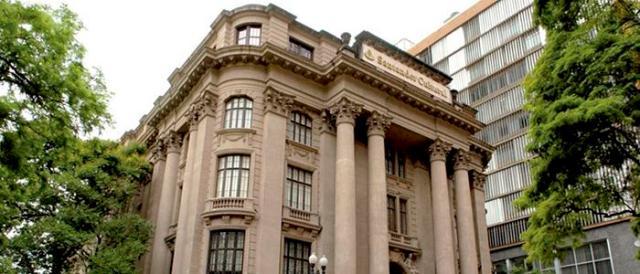 Roteiro pelo Centro de Porto Alegre_Santander Cultural_Viajando bem e barato