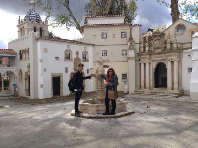 Viagem para Itália e Portugal_Coimbra_Viajando bem e barato