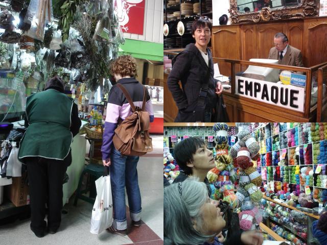 Roteiro de 4 dias de viagem para Santiago_Mercadão_Viajando bem e barato