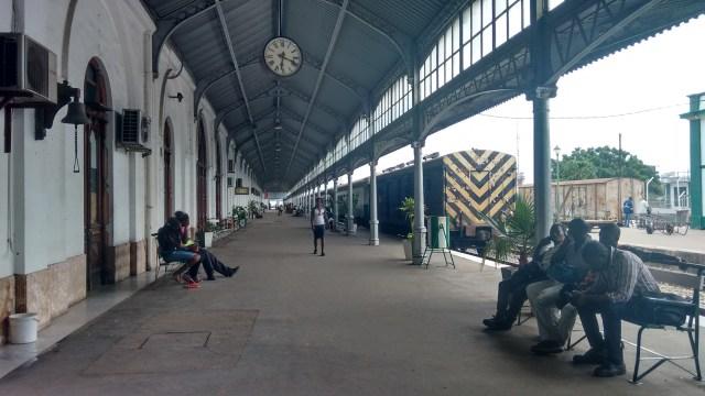 Roteiro para África do Sul e Moçambique_Estação de trem_Viajando bem e barato