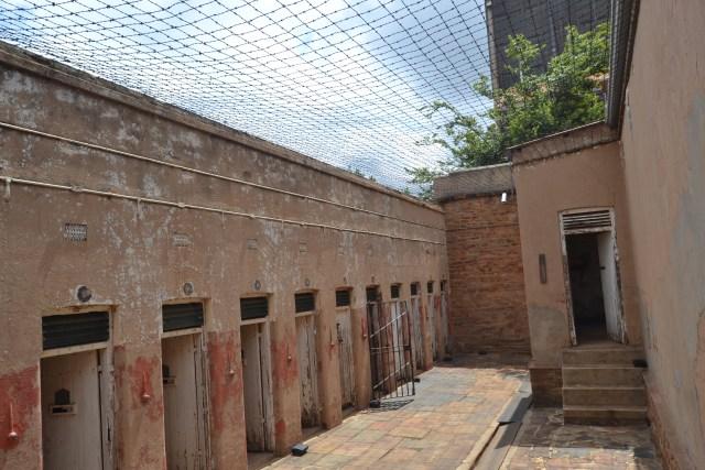 Roteiro para África do Sul e Moçambique_prisão_Viajando bem e barato