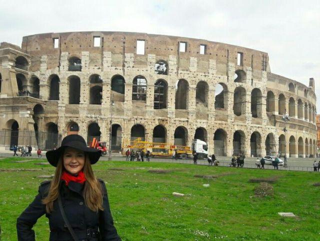 Viagem para a Europa_Coliseum_Viajando bem e barato
