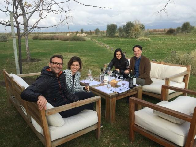 vinícolas argentinas