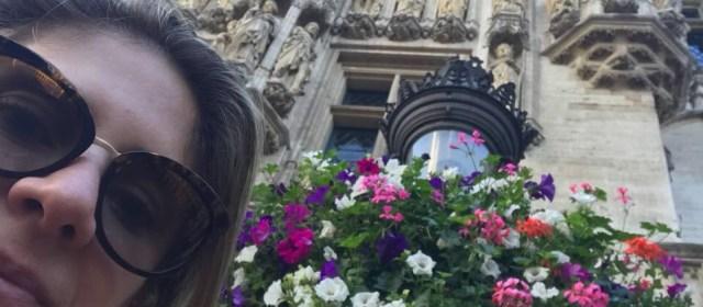 Viagem sozinha pela Europa: o roteiro de Gabriella por Amsterdã, Bruges, Bruxelas e Londres