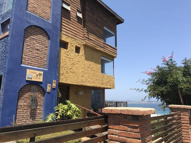 Onde se hospedar em Algarrobo