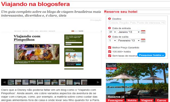 Time Out Brasil -janeiro 2013