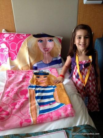 Cruzeiro Barbie Royal Caribbean