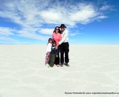Salar de Uyuni com crianças! Dicas da Carolina, do Bernardo (6 anos) e dos seus pais!