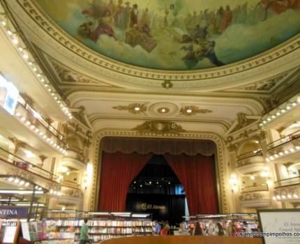 Buenos Aires com crianças: El Ateneo, uma das livrarias mais lindas do mundo (e kids friendly)!