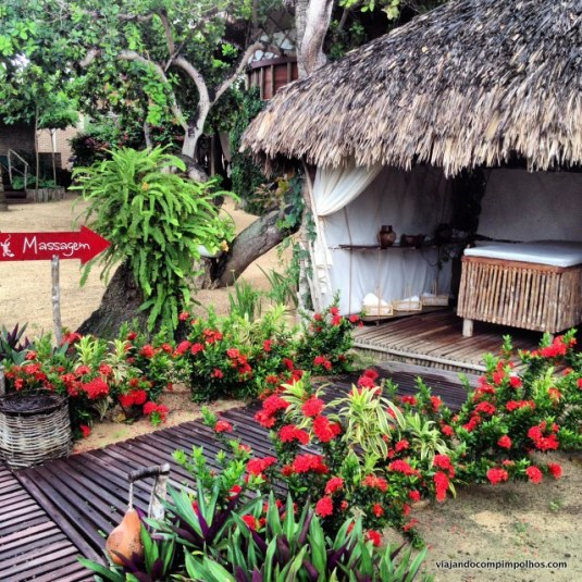 Vila Kalango Massagem
