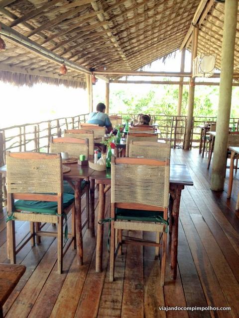 Vila Kalango Restaurante