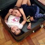 #DiadasCriançasViajantes: você sabe que tem um pequeno viajante em casa quando…