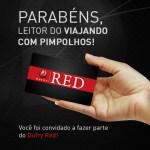 Leitores do Viajando com Pimpolhos são convidados para participar do Dufry Red!