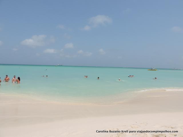 Praia-Radisson-Aruba