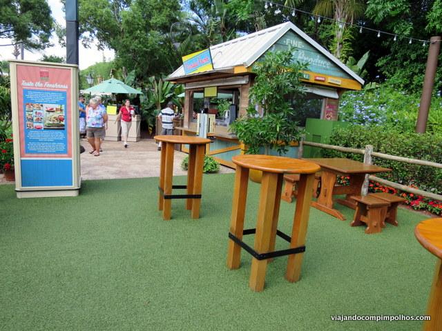 Floqer and Garden Festival, Epcot
