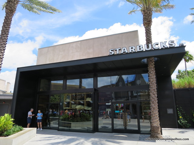 Starbucks Disney Springs