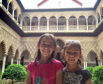 O nosso roteiro…pela Andaluzia com crianças