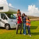 Viajar de motorhome em família: um sonho! #BlogosferaFamíliasViajantes