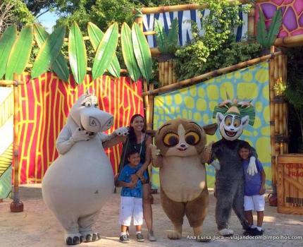 O nosso roteiro em…Santa Catarina com crianças: dicas do Artur (8 anos), Vitor (5 anos) e seus pais.