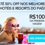 Exclusividade: o Zarpo oferece R$100 para cada nova inscrição para serem usados na próxima viagem!