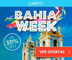 Bahia Week by Zarpo apresenta 28 resorts em desconto na região!