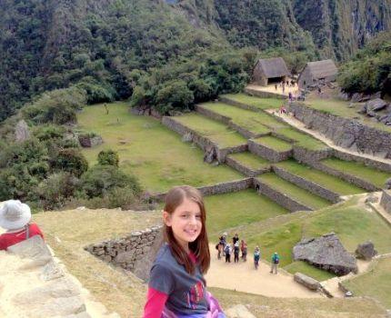 Viajar para o Peru com crianças