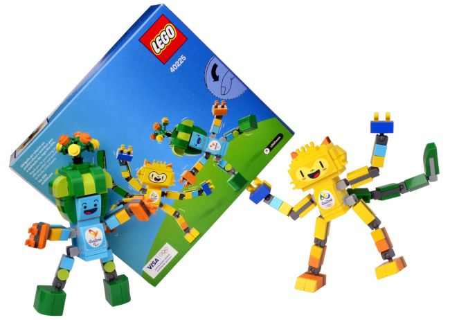 Lego olimp 2