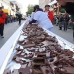 Semana Santa em Bariloche: uma explosão de sabores com maior barra de chocolate do mundo!