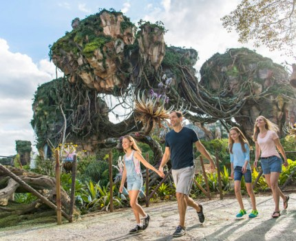 Pandora, The World of Avatar é inaugurado no Disney's Animal Kingdom!